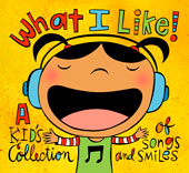 What I Like CD